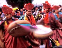 Thimphu Tshechu Festival, Thimphu, Bhutan