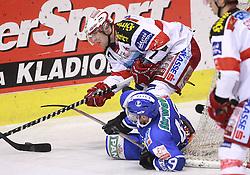01.03.2011, Arena Ice Fever, Zagreb, CRO, EBEL, KHL Medvescak Zagreb vs EC KAC,viertelfinale, Best of 7, Spiel 2, im Bild Herbert Ratz. EXPA Pictures © 2011, PhotoCredit: EXPA/ nph/ Pixsell +++++ ATTENTION - OUT OF GERAMANY GER, CROATIA CRO, SWEDEN SWE +++++