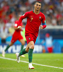 Portugal v Spain - 15 June 2018