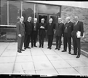 Church of Ireland Course for Bishops at Communication Centre.28/05/1970<br /> 1970 - Church of Ireland Course for Bishops at Communication Centre.