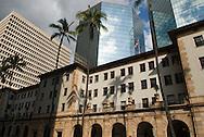 Dillingham Transportation Building, Downtown Honolulu, Oahu, Hawaii