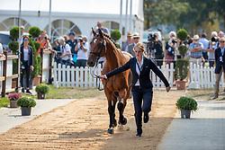 Ruyter Aliene, NED, Bomba<br /> European Championship Eventing<br /> Luhmuhlen 2019<br /> © Hippo Foto - Stefan Lafrentz