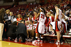 25 November 2007: The Redbirds. The DePaul Blue Demons defeated the Illinois State Redbirds 80-75 on Doug Collins Court at Redbird Arena in Normal Illinois