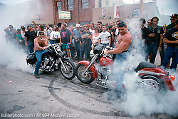 Smokem', Sundance, Wyoming, 1994<br /> <br /> Limited Edition Print from an edition of 15. Photo ©1994 Michael Lichter.