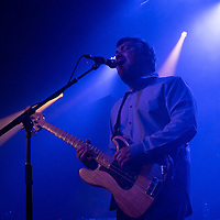 Jimi Goodwin at East Village Arts Club as part of Sound City in Liverpool, 3rd May, 2014.