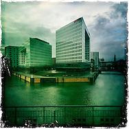 Aussenaufnahme Spiegel-Gebaeude: Europa, Deutschland, Hamburg, 2014-12-19.