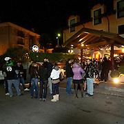 Festa di San Patrizio al risto pubConnor's di Verbania.