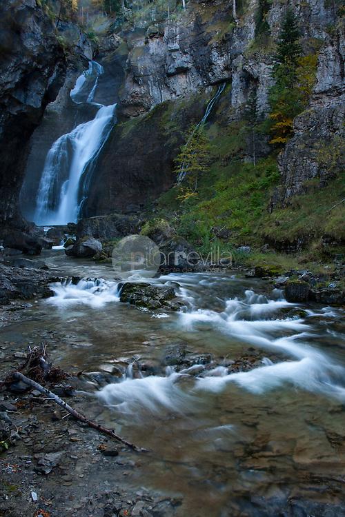 Cascada, Ordesa y Monte Perdido, Aragón ©Country Sessions / PILAR REVILLA