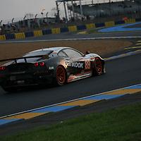 #89 Ferrari F430 GTC -Hankook - Team Farnbacher, Second LMGT2 Le Mans 24H 2010