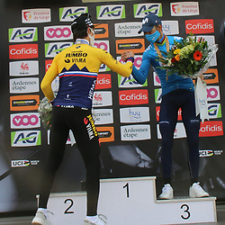 21-04-2021: Wielrennen: Waalse Pijl Elite Men: Huy