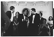 Monday club dinner, Worcester College, Oxford. 1980