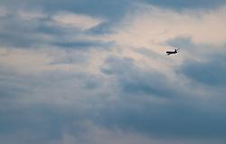 THEMENBILD - ein Airbus A321 der russischen Fluglinie Aeroflot mit der Kennung VQ-BED, aufgenommen am 13. April 2017, Flughafen München, Deutschland // an Airbus A321 of the Russian airline Aeroflot with the registration VQ-BED at the Munich Airport, Germany on 2017/04/13. EXPA Pictures © 2017, PhotoCredit: EXPA/ JFK