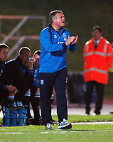Micky Adams (Brighton Manager)   Brighton and Hove Albion v Manchester City Carling League Cup 24/9/2008 Credit : Colorsport / Andrew Cowie