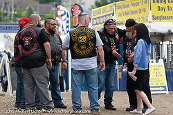 Laconia Roadhouse during Laconia Motorcycle Week. NH, USA. Wednesday, June 13, 2018. Photography ©2018 Michael Lichter.