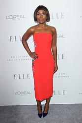 Elle Women in Hollywood Awards - Los Angeles. 16 Oct 2017 Pictured: Dewanda Wise. Photo credit: Jaxon / MEGA TheMegaAgency.com +1 888 505 6342