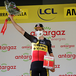 ANDORRA (AND)CYCLING: <br /> 15th stage Tour de France Carcassone-Andorra<br /> Most agressive rider Wout van Aert