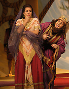 MIAMI--January 12, 2004. -- SZULAMIT -- The Florida Grand Opera presents the American premier of Ede Donath's