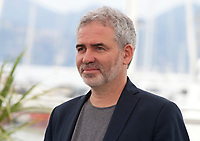 Director Stéphane Brize at the En Guerre (In War) film photo call at the 71st Cannes Film Festival, Wednesday 16th May 2018, Cannes, France. Photo credit: Doreen Kennedy