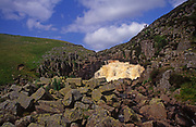A23AAM Cauldron Snout waterfall, northern Pennines, England
