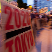 2021 Olympic protest in Tokyo