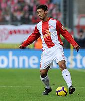 Fotball<br /> Tyskland<br /> 07.02.2010<br /> Foto: Witters/Digitalsport<br /> NORWAY ONLY<br /> <br /> Malik Fathi<br /> Fussball FSV Mainz 05