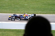 July 2, 2006: Indianapolis Motorspeedway. RB2, Red Bull Racing