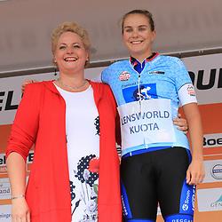 30-08-2017: Wielrennen: Boels Ladies Tour: Arnhem: Winanda Spoor