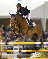 Hough Lauren (USA) - Quick Study<br /> Winter Equestrian Festival - Week 9<br /> Wellington 2010<br /> © Hippo Foto - Cealy Tetly