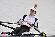 Eton, Great Britain, GBR W1X, Anna WATKINS,  at the start of the Sat afternoon Semi-final, 2010 GBRowing Trials, Dorney Lake. Berks. Saturday  16:34:19 [Mandatory Credit. Peter Spurrier/Intersport Images]