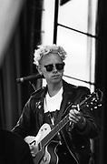 Martin Gore - Depeche Mode performing live at Pasadena Rose Bowl, June 1988.