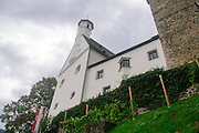 Schwaz Schloss Above the city of Schwaz, Tyrol, Austria