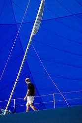 08_021783 © Sander van der Borch. Porto Cervo,  2 September 2008. Maxi Yacht Rolex Cup 2008  (1/ 6 September 2008). Day 2.