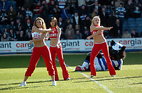 Photo: Tony Oudot.<br />Queens Park Rangers v Sheffield Wednesday. Coca Cola Championship. 10/03/2007.<br />The News of the World Angels at the game