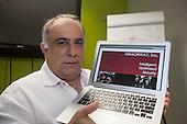 Zareh Baghdasarian, CEO of  Armorway, Inc