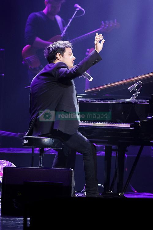 July 23, 2019 - Madrid, Spain - Jamie Cullum performs on stage at Teatro Real on July 22, 2019 in Madrid, Spain. (Credit Image: © Oscar Gonzalez/NurPhoto via ZUMA Press)