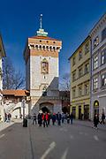 Brama Floriańska (Brama św. Floriana) – średniowieczna brama z basztą, położona na Starym Mieście w Krakowie u końca ulicy Floriańskiej. Stanowi pozostałość po dawnych murach miejskich.