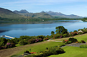 A view of the Hotel Europe on Lough Lein.<br /> Picture by Don MacMonaglePhoto: Don MacMonagle <br /> e: info@macmonagle.com