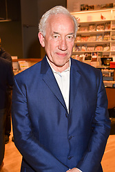 Simon Callow at The Philanthropist After Party held at The Mall Galleries, 17 Carlton House Terrace, London England. 20 April 2017.