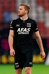 23-11-2019 NED: FC Utrecht - AZ Alkmaar, Utrecht<br /> Round 14 / Fredrik Midtsjo #6 of AZ Alkmaar
