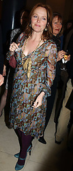 Actress MIRANDA RICHARDSON at a the Orion Publishing Group Author Party and a private view of the 'Turner Whistler Monet' exhibition at Tate Britain, Atterbury Street, London SW1 on 23rd February 2005.<br /><br />NON EXCLUSIVE - WORLD RIGHTS
