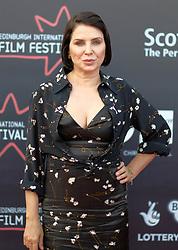 Edinburgh International Film Festival, Saturday, 23rd June 2018<br /> <br /> 'TWO FOR JOY' World Premiere<br /> <br /> Pictured:  Sadie Frost<br /> <br /> (c) Alex Todd | Edinburgh Elite media