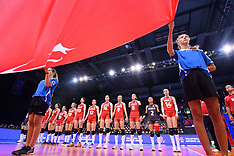 20180612 DUI: Volleyball Nations League Turkey - Netherlands, Stuttgart