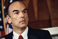 Donald Hodel,former Secretary of Department of Interior in 1997<br />Photo by Dennis Brack