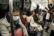 commuters Japan Tokyo