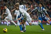 foul against Modric