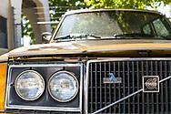 1979-års Volvo 250 kombi som har gått 65 000 mil är på service hos Alamo Automotive i Portland, Oregon, USA.<br /> Foto: Christina Sjögren