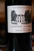 chateau dassault 2006 saint emilion bordeaux france