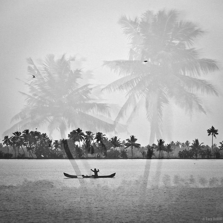 Kerala, India, Asia