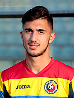 Uefa - World Cup Fifa Russia 2018 Qualifier / <br /> Romania National Team - Preview Set - <br /> Andrei Ivan