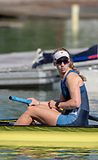 PlPlovdiv, Bulgaria, 10th May 2019, FISA, Rowing World Cup 1,  Boat Park area, USA Rowings Women's Squad, USA1,  W2-, stroke, Madeleine WANAMAKER,  at the Start,[© Peter SPURRIER]